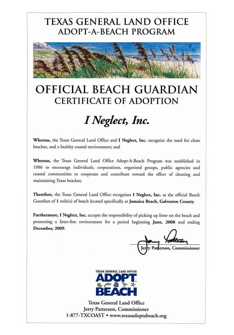 Beach Guardian